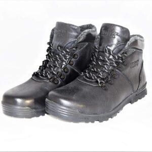 Odiniai vyriški žieminiai batai DK