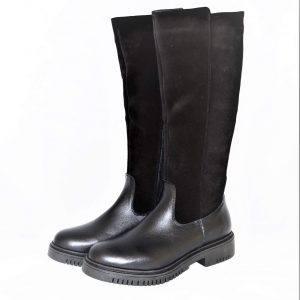 Moteriški žieminiai odiniai ilgaauliai batai J-BUT