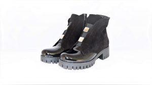 Moteriški žieminiai aulinukai (žieminiai batai) GABBI