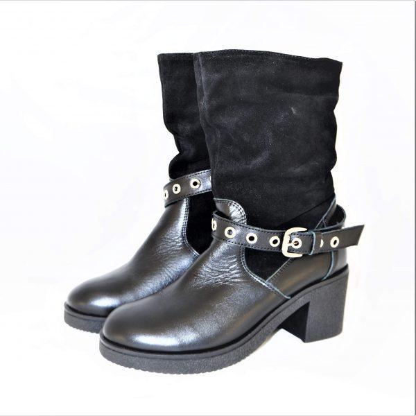 Moteriški žieminiai aulinukai (žieminiai batai) AMART
