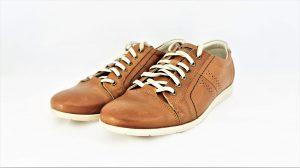 Vyriški rudi odiniai batai KRISBUT