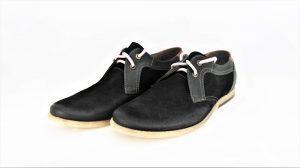 Vyriški stilingi zomšiniai batai DOMENO