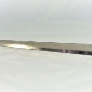 Ilgas metalinis batų šaukštas