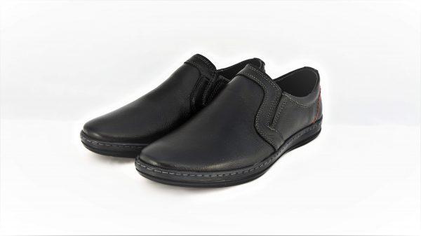 Odiniai vyriški batai MARIO PALA
